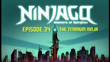 S3E8. The Titanium Ninja