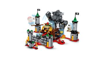 Bowser's Castle Boss Battle Expansion Set