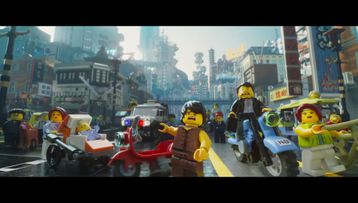 THE LEGO® NINJAGO® MOVIE™ Trailer