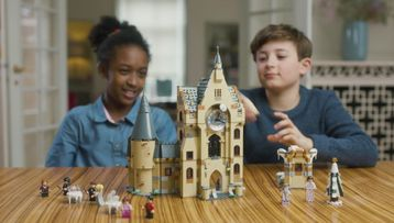 Hogwarts Great Hall – LEGO HARRY POTTER