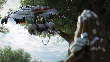 Droid Gunship™ – LEGO® Star Wars™ – 75233 Produktfilm