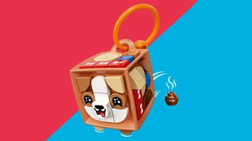 41927 Bag Tag Dog
