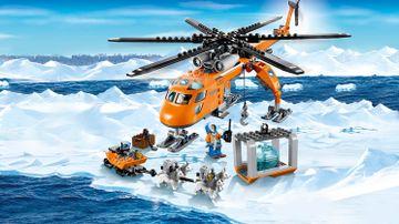 Helicóptero Grúa Ártico