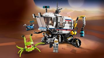 Space Rover Explorer