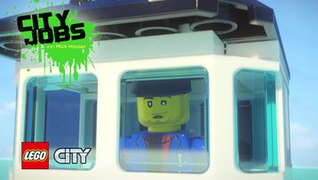 LEGO City Studio City Jobs Episode 1 Garbage Time