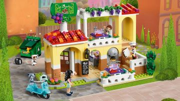Le restaurant de Heartlake City