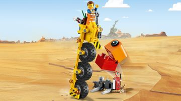 Le Tricycle d'Emmet !