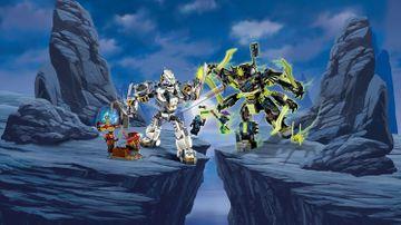 Titanroboter gegen Mech-enstein