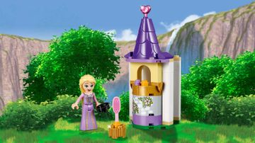 Rapunsels vesle tårn
