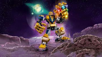 Танос: трансформер