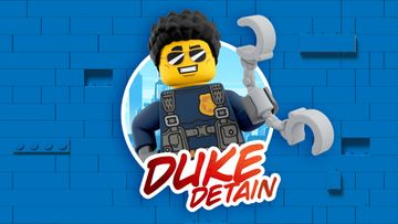Lieutenant Duke DeTain