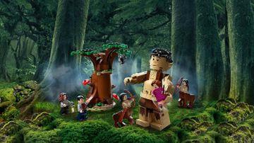 Yasak Orman: Grawp ve Umbridge'in Karşılaşması
