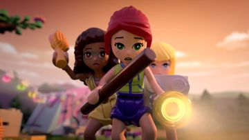 Szalony glamping — LEGO® Friends