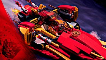LEGO® NINJAGO® Ride Ninja product video – 70638 Katana V11