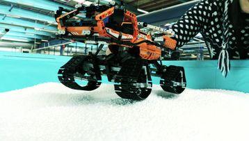 LEGO Technic Challenge:アークティック・トラック