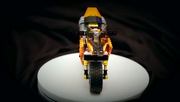LEGO® Creator Sunset Street Bike Tips & Tricks!
