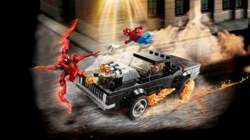76173 - Spider-Man and Ghost Rider vs. Carnage