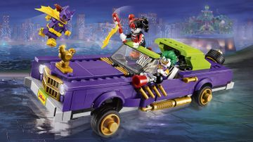 70906 The Joker Notorious Low Rider