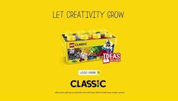 10696 LEGO Classic Medium Creative Brick Box