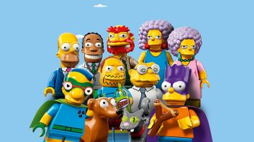 LEGO® Minifigures: The Simpsons™, Edición 2.0