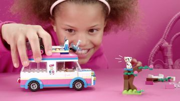 Olivia and the Mission Van to the Rescue Heartlake City Missions