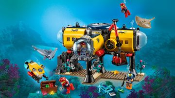 60265 - Ocean Exploration Base