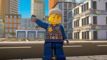 Welcome to the LEGO® City Police!