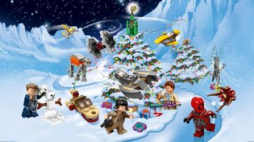 Calendario dell'Avvento LEGO® Star Wars™
