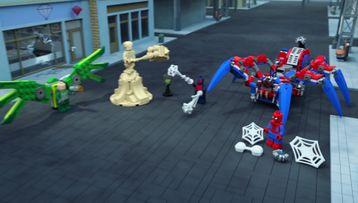 Spider-Mans edderkoppkjøretøy – LEGO® Spider-Man – 76114