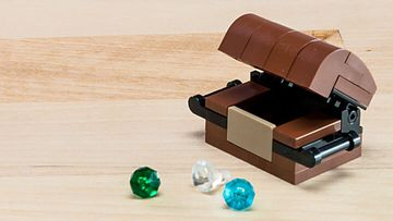 Building Tip Treasure Chest