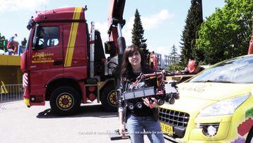 LEGO Technic Challenge: Mercedes Arocs Truck