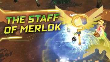 LEGO® NEXO KNIGHTS™ Merlok Power – The Staff of Merlok