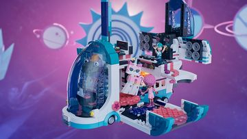 Pop-Up Party Bus! - 70828 – THE LEGO® MOVIE 2™ - Product Animation