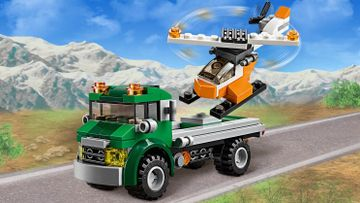 Chopper Transporter