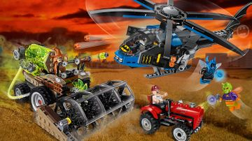 76054 Batman Scarecrow Harvest of Fear