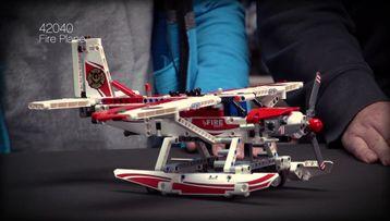 소방 비행기 디자이너 비디오