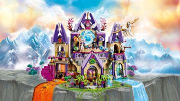 41078 Skyras Mysterious Sky Castle