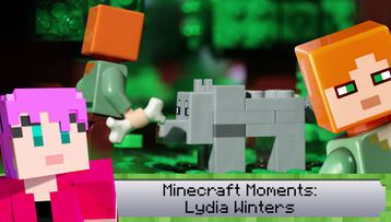 Minecraft Moments - Lydia Winters