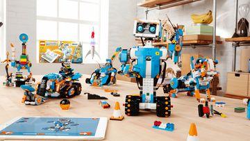LEGO® BOOST - I cinque modelli