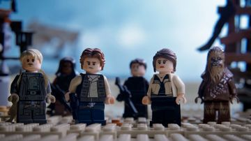 Solo A Star Wars Story LEGO Trailer