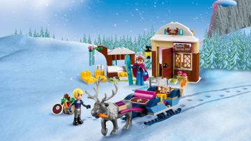 41066 Anna and Kristoffs Sleigh Adventure
