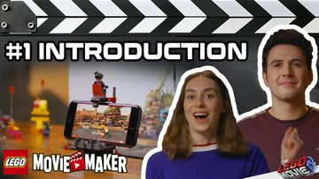Clases Magistrales Movie Maker LA GRAN AVENTURA LEGO® 2 – Episodio 1: Introducción