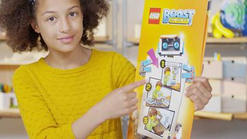Get Started with LEGO BOOST no box