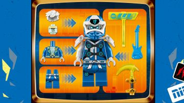 Jayův avatar - arkádový automat