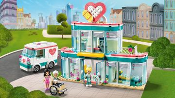 Hospital de Heartlake City