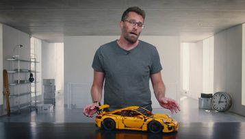 Designer Workshop: Porsche 911 GT3 RS