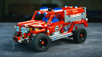 Race to the rescue! – First Responder – LEGO® Technic – 42075