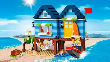 31063 Beachside Vacation