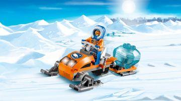Arktisk snescooter