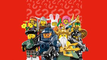 8831 LEGO Minifigures